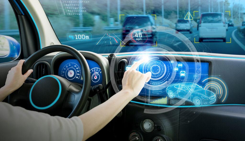 M2M dans l'industrie automobile
